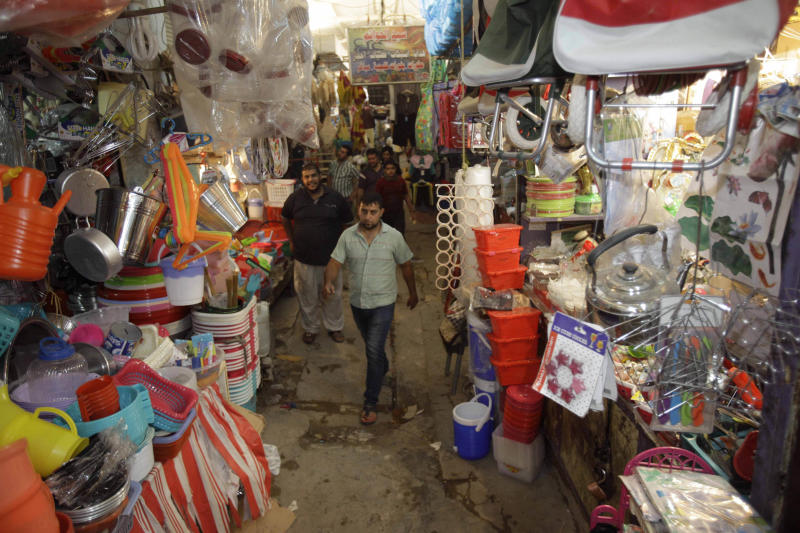Iraq's worsening security woes hit local economy