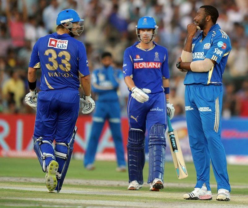 Even the ever-calm Rahul Dravid was angry at this IPL incident between Pollard and Watson