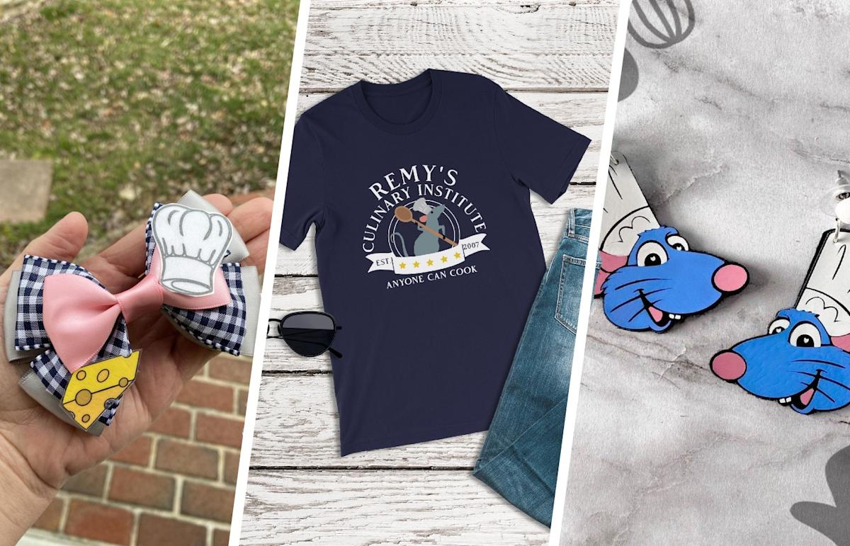 8 pieces of 'Ratatouille' merch to help you celebrate the rat of all your  dreams