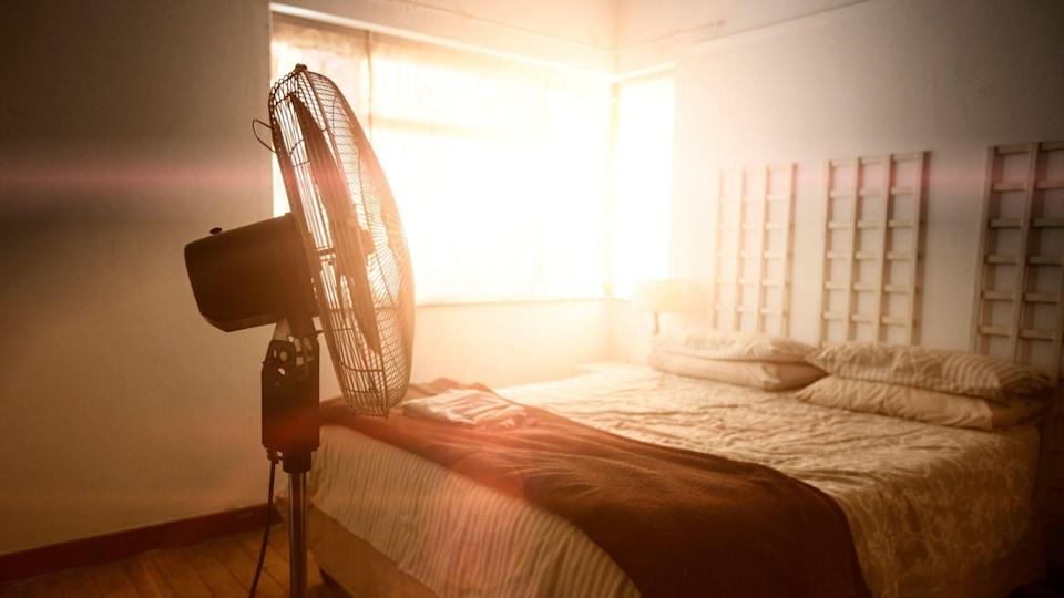 Heat can make sleep more elusive. Here's bedding that can help.