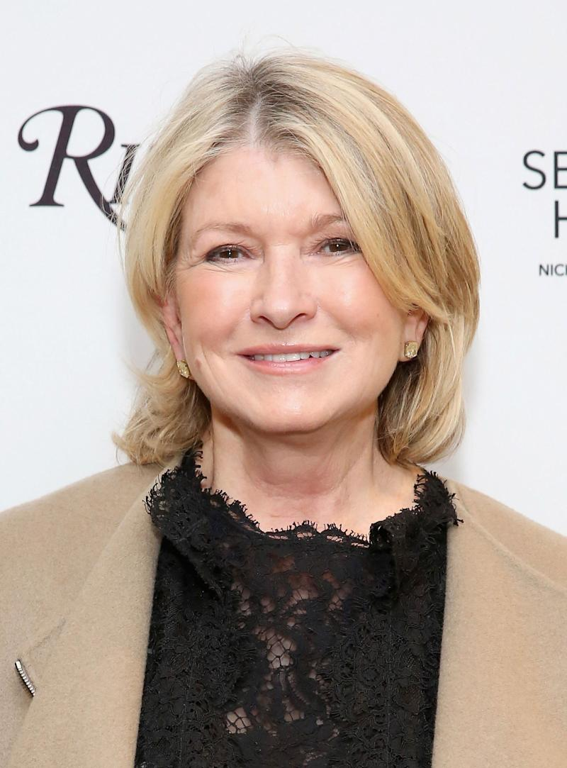 Here Is the One Boring Thing About Martha Stewart's Life