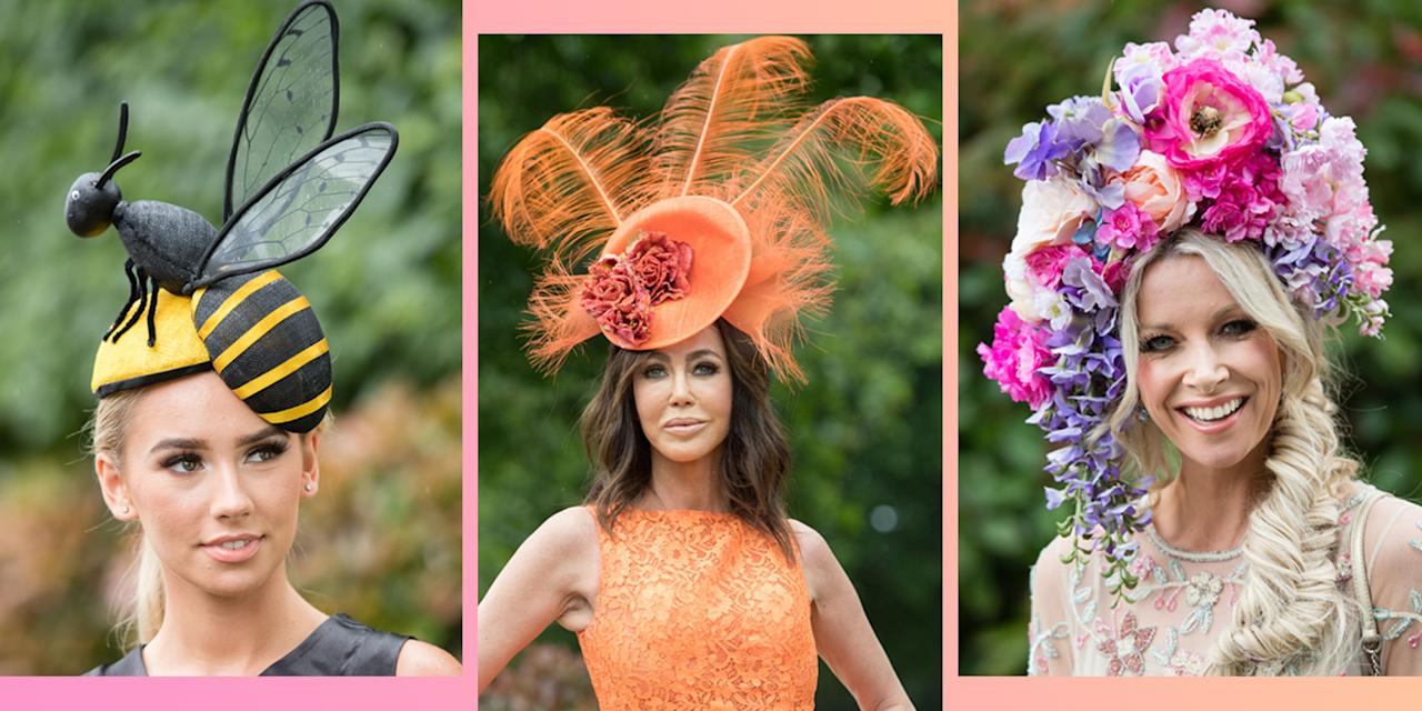 <p>Royal Ascot 2019 is officially underway, meaning the crazy hat parade is also in full swing.<br><br>For those unfamiliar with Royal Ascot, the races are an annual event where fashion peacocks dust off the biggest, most extraverted items in their wardrobe and pose for the cameras. It's an OTT spectacle and, tbh, that's exactly why we love it.</p><p>Scroll through to see the best, worst and most deliciously extra Ascot hats so far...</p>