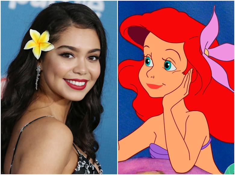 Disney Replaces Little Mermaid For Second Time