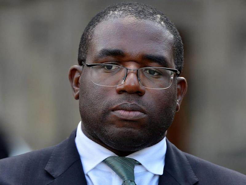 Tottenham Labour MP David Lammy says he plans to attend (AFP/Getty)
