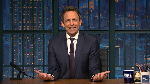 Seth Meyers Shames NBC For Airing Controversial Donald Trump Immigration Ad
