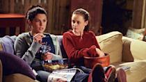 <p> <strong>Number of episodes:&#xA0;</strong>153 episodes </p> <p> Your days, right now, are likely fairly samey. Gilmore Girls, created by Amy Sherman-Palladino, falls victim to the same level of saminess, but instead of being depressing, it&#x2019;s oddly soothing. </p> <p> Watching something thrilling right now is likely to give you itchy feet, but Gilmore Girls<em>,&#xA0;</em>which mostly focuses on the bickering of a teenaged Rory Gilmore (Alexis Bledel) and her even more immature mother Lorelai (Lauren Graham) in claustrophobic town Stars Hollow, is gentle enough to calm those urges. Very little ever happens in Gilmore Girls<em>,&#xA0;</em>and you&#x2019;ll lose entire days waiting for it to. </p>