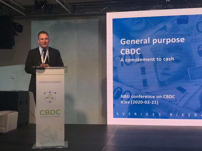 Central Bankers From Canada, Netherlands, Ukraine Call Blockchain Unnecessary for Digital Fiat