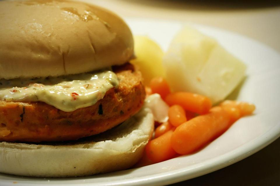 "<p>Salmon can be a fishy (pun intended) risk at some restaurants. But IKEA's seafood passes the test, and it's also very affordable. The salmon menu offerings all hover around the $6.99 price point. <br></p><p>Photo: Flickr/<a href=""https://www.flickr.com/photos/hyoh/4095220943/in/photolist-7eT5vD-xCB35-77FWRu-yNBb25"" rel=""nofollow noopener"" target=""_blank"" data-ylk=""slk:Kyle Lam"" class=""link rapid-noclick-resp"">Kyle Lam</a></p>"