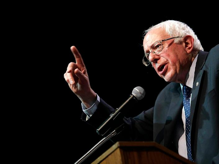 , Bernie Sanders slams the 'corporate elite' like Jeff Bezos and Elon Musk, who 'love the idea' of paying less in taxes, The Evepost National News