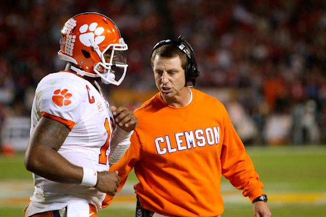 Dabo Swinney, Clemson need to use common sense following religion-related complaint