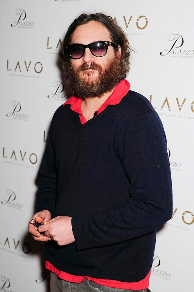 "Remember when Joaquin Phoenix was clean-cut and totally cute? What the heck happened? <a href=""http://www.pacificcoastnews.com/"" target=""new"">PacificCoastNews.com</a> - January 16, 2009"