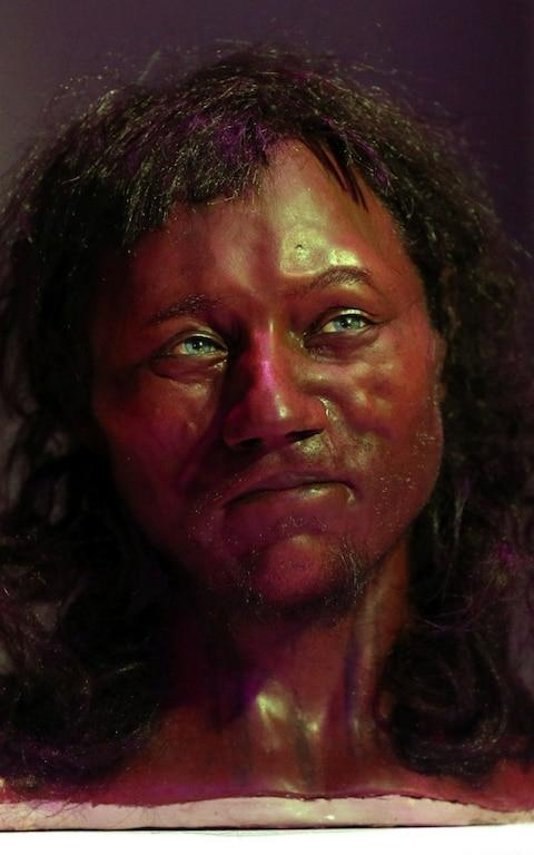 Cheddar Man was reconstructed from following new genetic breakthroughs - Credit: Jonathan Brady