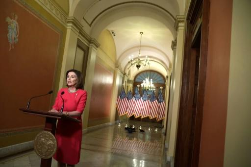US Speaker of the House Nancy Pelosi has expressed optimism about reaching an agreement in Congress on the rescue package for millions of Americans and an economy reeling from the effects of the coronavirus crisis