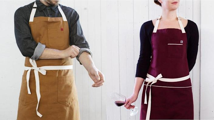 Best kitchen gifts: Hedley and Bennett Apron