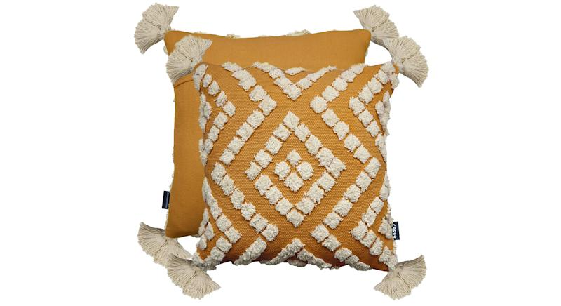Sultan Bleize Cotton Scatter Cushion