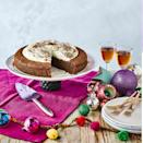 """<p>Earthy chestnuts and rich chocolate make for a deliciously dense pudding cake.</p><p><strong>Recipe: <a href=""""https://www.goodhousekeeping.com/uk/food/recipes/a29830364/flourless-chocolate-and-chestnut-torte/"""" rel=""""nofollow noopener"""" target=""""_blank"""" data-ylk=""""slk:Flourless Chocolate and Chestnut Torte"""" class=""""link rapid-noclick-resp"""">Flourless Chocolate and Chestnut Torte</a></strong></p>"""