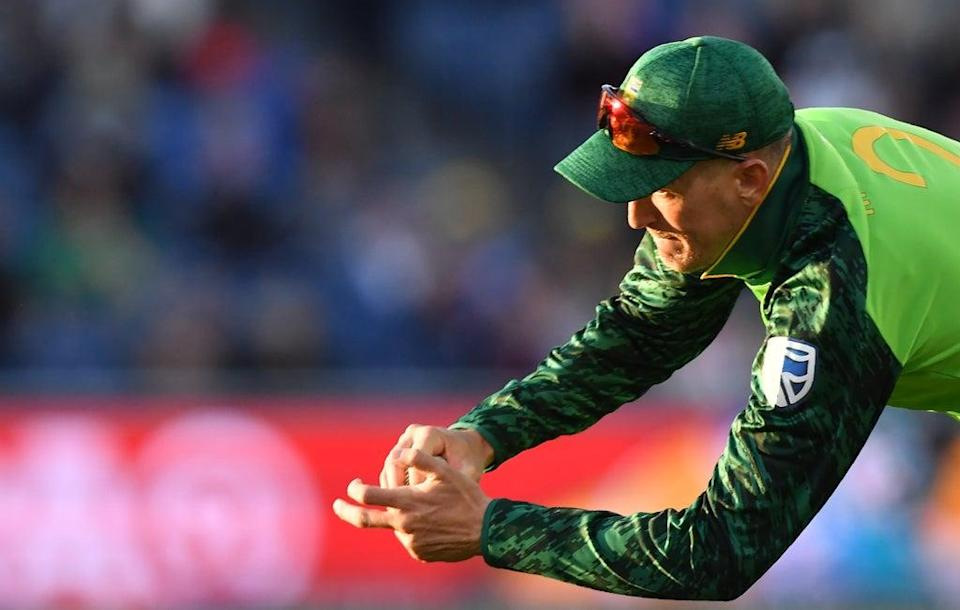 Chris Morris is paid over a million to play in the IPL (AFP via Getty Images)