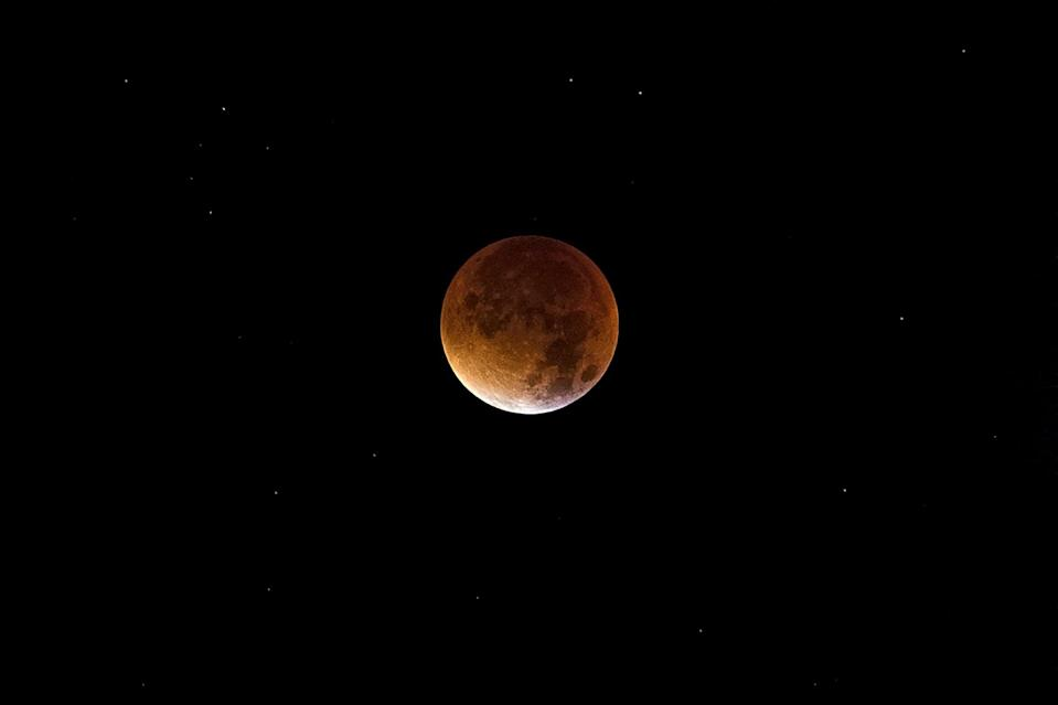 <p>The only total lunar eclipse of the year will occur on May 26 and will be a celestial day to remember. Visible throughout the Pacific Ocean and parts of eastern Asia, Japan, Australia, and western North America, viewers will be able to see the moon pass through the Earth's shadow, turning red.</p>