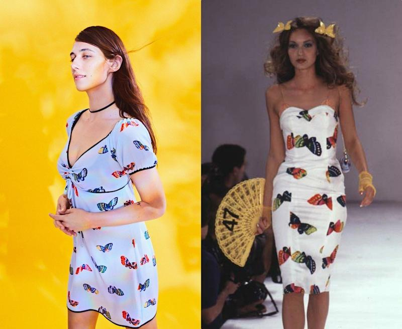 7dfa4f9f3f695 The Betsey Johnson and Urban Outfitters collab is a throwback to her 1997  summer collection