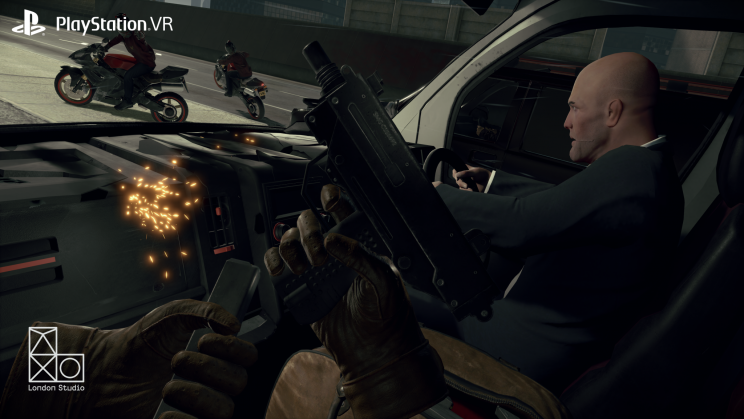 The London Heist screenshot