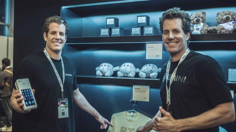 Winklevoss brothers acquire crypto collectible startup