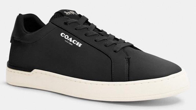 Level up your sneaker game with these refined Coach kicks.