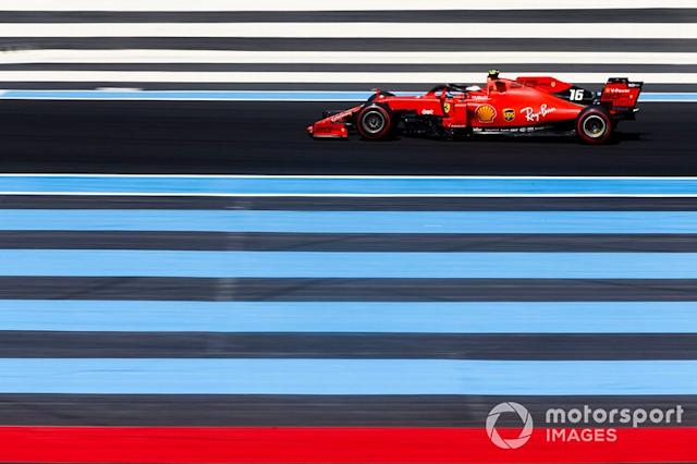 "Charles Leclerc, Ferrari SF90 <span class=""copyright"">Andy Hone / LAT Images</span>"