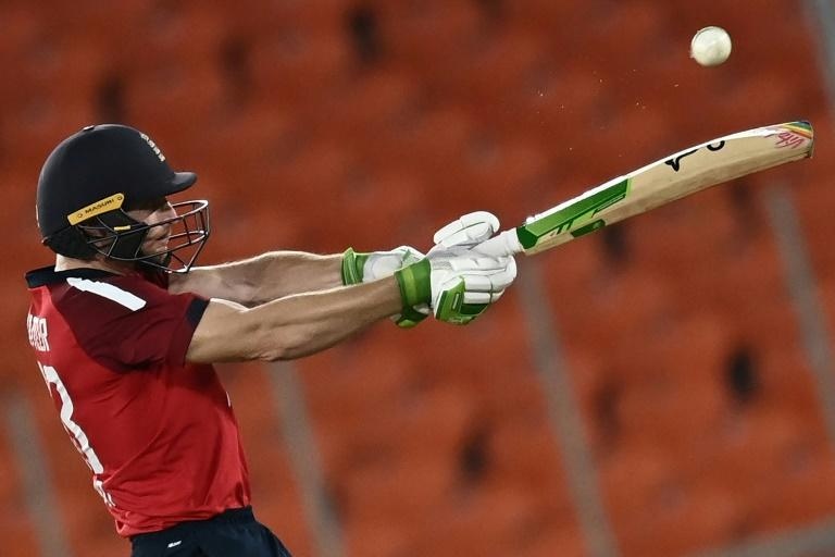 Buttler's unbeaten 83 led England to victory