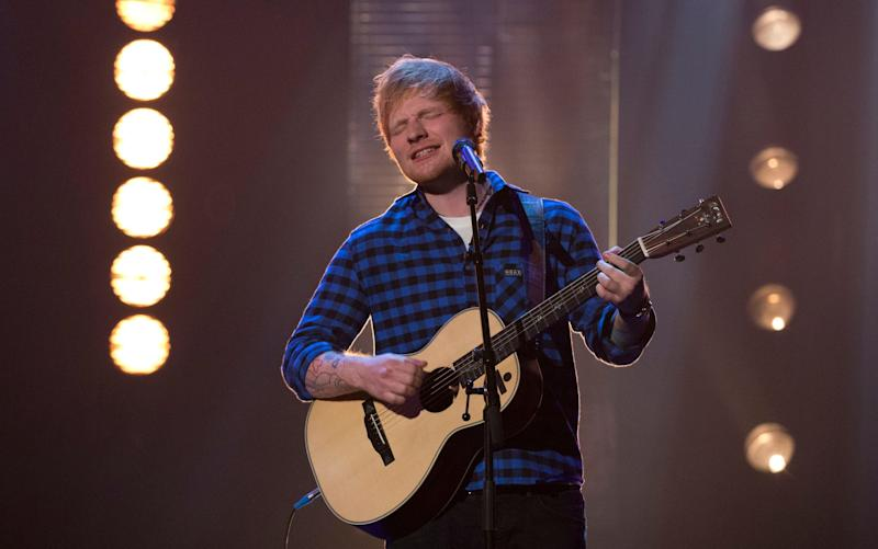 Viagogo was accused of 'moral repugnance' for reselling tickets to an Ed Sheeran cancer charity gig for up to £5,000 - PA Wire/PA Images