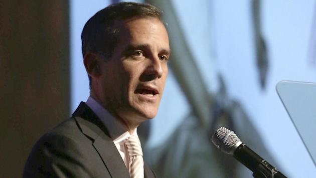 Los Angeles Mayor Announces Furloughs For City Workers