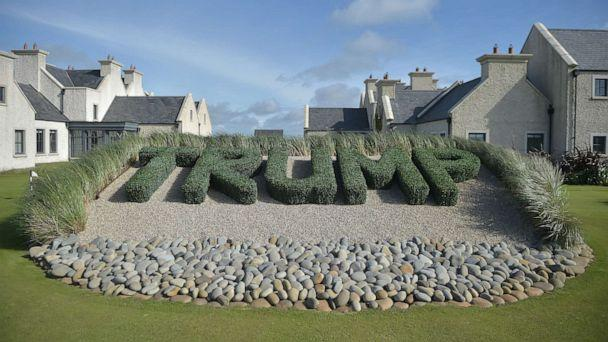 PHOTO: General views of the Trump International golf resort where US President Donald Trump stayed during his three day visit to Ireland on June 7, 2019 in Doonbeg, Ireland. (Charles Mcquillan/Getty Images)