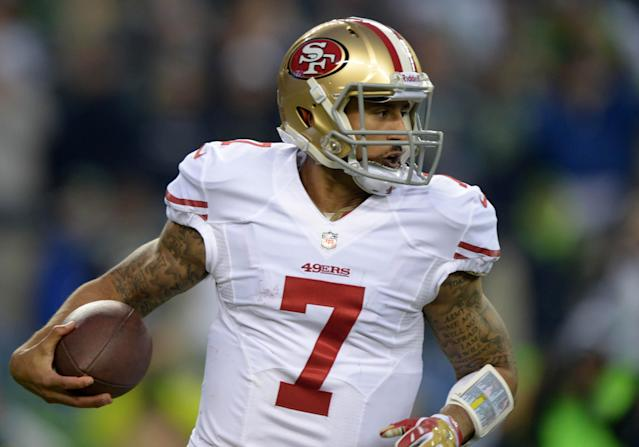 49ers gathering facts on reported investigation of Colin Kaepernick for Miami incident