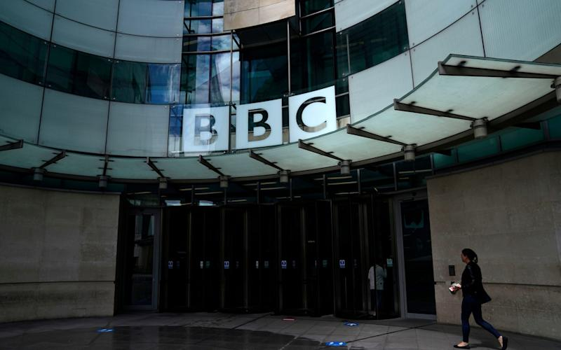 BBC Broadcasting House - will oliver/epa/shutterstock