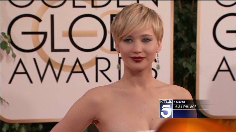 Jennifer Lawrence, Other Female Celebs Targeted In Online Nude Photo Leak Video-9366