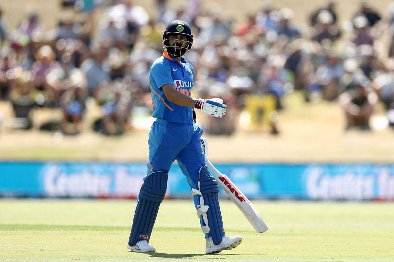 Virat Kohli could be a key player for India.