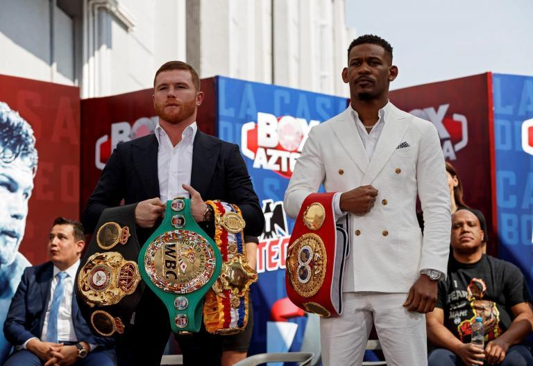 Canelo Alvarez vs Daniel Jacobs: What time are the ring walks, when is the fight and how can I watch it in the UK?