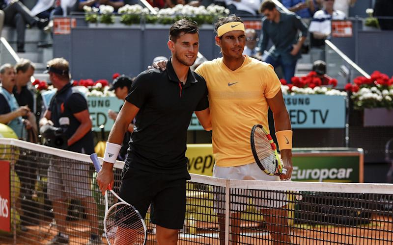 Nadal takes on Thiem bidding for his 12th French Open crown - Action Plus