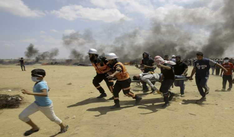 Israel may have committed war crimes against Palestinian protesters: UN