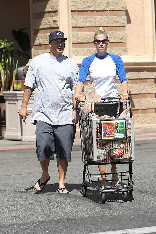 "After the weight loss show ended, Federline claimed, ""There's no way I will ever, ever go back to that."" Hopefully he and girlfriend Victoria Prince will put some low-fat meals back on the menu so K-Fed can attempt to keep that promise. Jeff Steinberg/Sam Sharma/<a href=""http://www.pacificcoastnews.com/"" target=""new"">PacificCoastNews.com</a> - July 23, 2010"