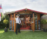 <p>PUB & ENTERTAINMENT:<br>The Admiral's Head – owned by Lee Carrie in Essex, Chelmsford (Picture: Shed of the Year) </p>