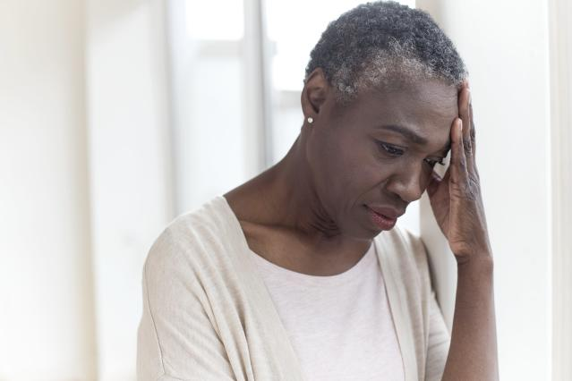 Around 850,000 people have dementia in the UK, of whom up to three quarters suffer from Alzheimer's. (Getty Images)