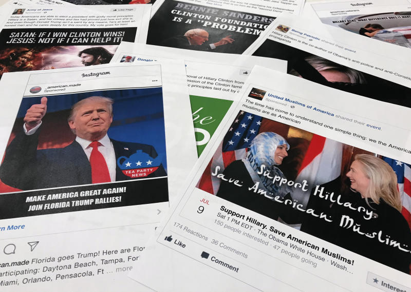 Facebook to label election-related 'issue ads' in US