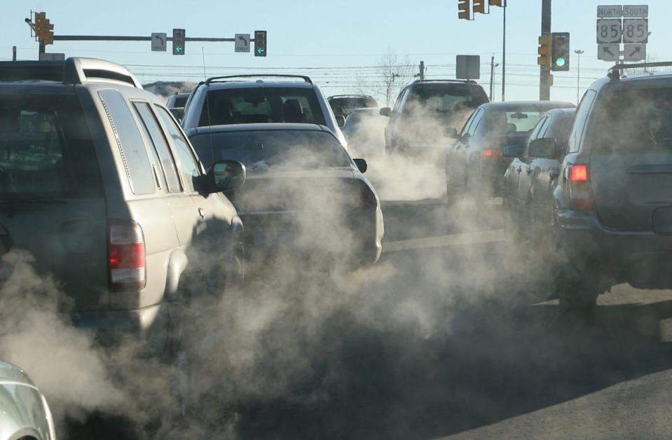 "<p>According to the Environmental Protection Agency, due to emissions laws cars today are <a href=""https://www.epa.gov/transportation-air-pollution-and-climate-change/accomplishments-and-success-air-pollution-transportation"" rel=""nofollow noopener"" target=""_blank"" data-ylk=""slk:99 percent cleaner from pollutants"" class=""link rapid-noclick-resp"">99 percent cleaner from pollutants</a> like carbon monoxide and hydrocarbons than similar models from the 1970s. No big puffs of black smoke coming out of your tailpipes (unless something is seriously wrong with your car). The EPA also phased out lead in gasoline starting in the 70s (fully prohibited after 1995), which made the lead in the air decrease by 94%.<br></p>"