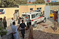 The bomb blast hit a Shiite mosque during Friday prayers, the most important of the week for Muslims (AFP/-)