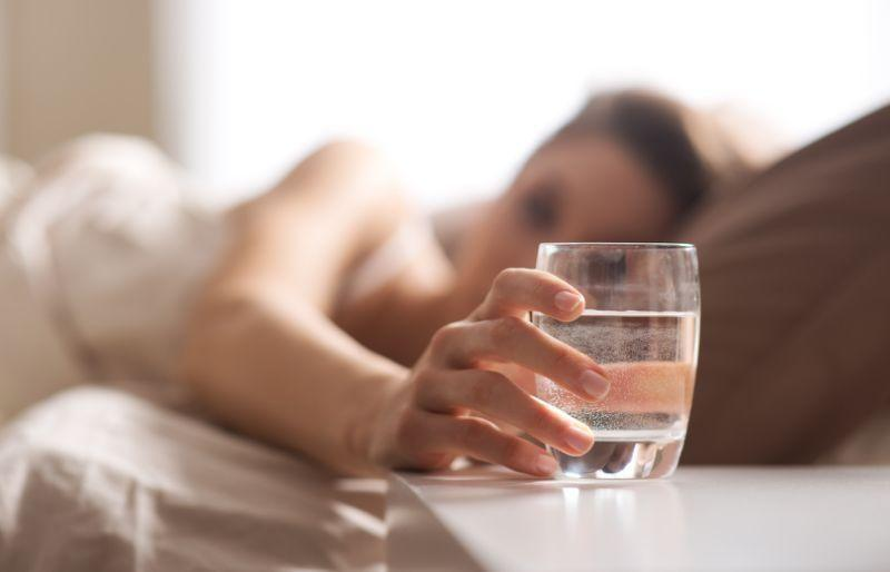 Findings suggest the UK's water system is full of female hormones. Photo: Getty