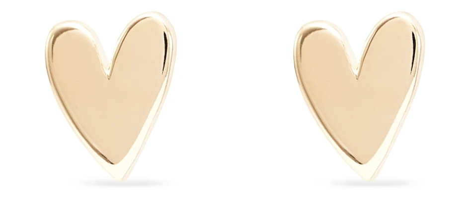 Bluboho Everyday Little Lovely Heart Earring