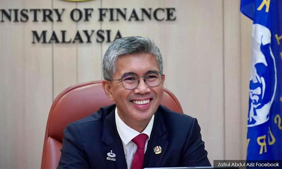 Zafrul: Finance Ministry aims to create 500,000 new jobs