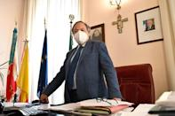 The Mayor of Caltagirone, Giovanni Ioppolo, says he is not surprised by the declining birthrate in his town