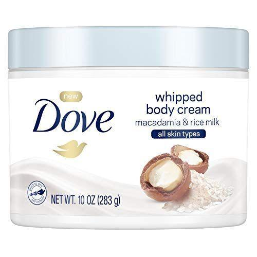 """<p><strong>Dove</strong></p><p>amazon.com</p><p><strong>$12.49</strong></p><p><a href=""""https://www.amazon.com/dp/B07RZRSJTP?tag=syn-yahoo-20&ascsubtag=%5Bartid%7C10063.g.35003747%5Bsrc%7Cyahoo-us"""" rel=""""nofollow noopener"""" target=""""_blank"""" data-ylk=""""slk:Shop Now"""" class=""""link rapid-noclick-resp"""">Shop Now</a></p><p>This nutty, sweet scent feels instantly calming. It has the texture of indulgent icing, whipped and creamy, and counteracts even the driest skin with a surge of buttery moisture for up to 72 hours.</p>"""
