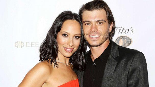 PHOTO: Cheryl Burke and Matthew Lawrence attend the RIDE Foundation's 2nd annual 'Dance For Freedom' held at the Broad Stage, Sept. 29, 2018, in Santa Monica, Calif. (Michael Tran/FilmMagic/Getty Images, FILE)